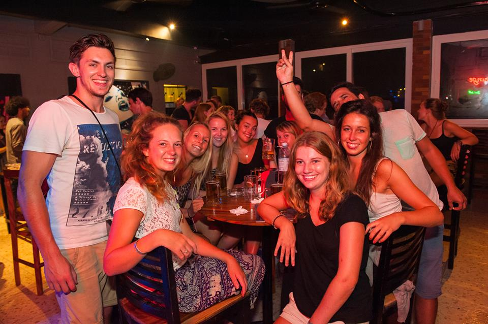 Best Party Spots in Cambodia