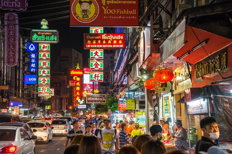 Wisata Kuliner Chinatown Bangkok ~ ASISTEN LIBURAN