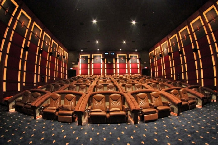 Paragon City Center Movie Theatre