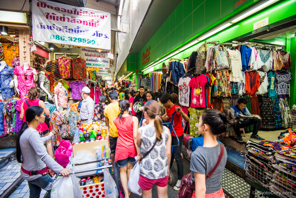 Bangkok Fashion Wholesale Market