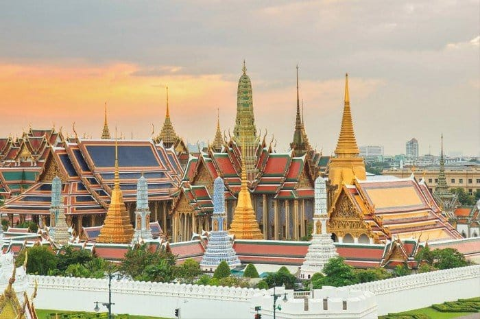The Grand Palace Bangkok - A guide for backpackers