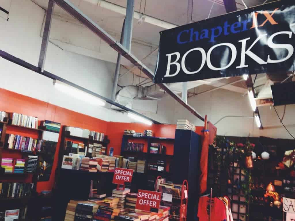 Used Book Store in Manila - Chapter IX Books and More