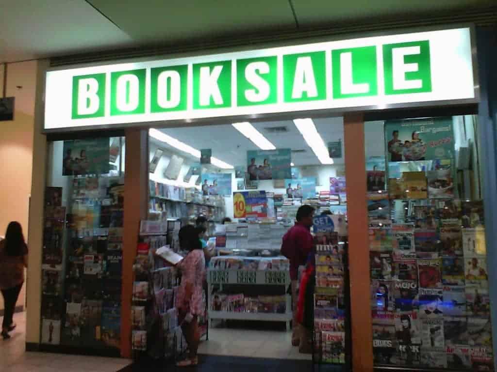 Used Book Store in Manila - Booksale